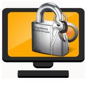 Lock PC icon