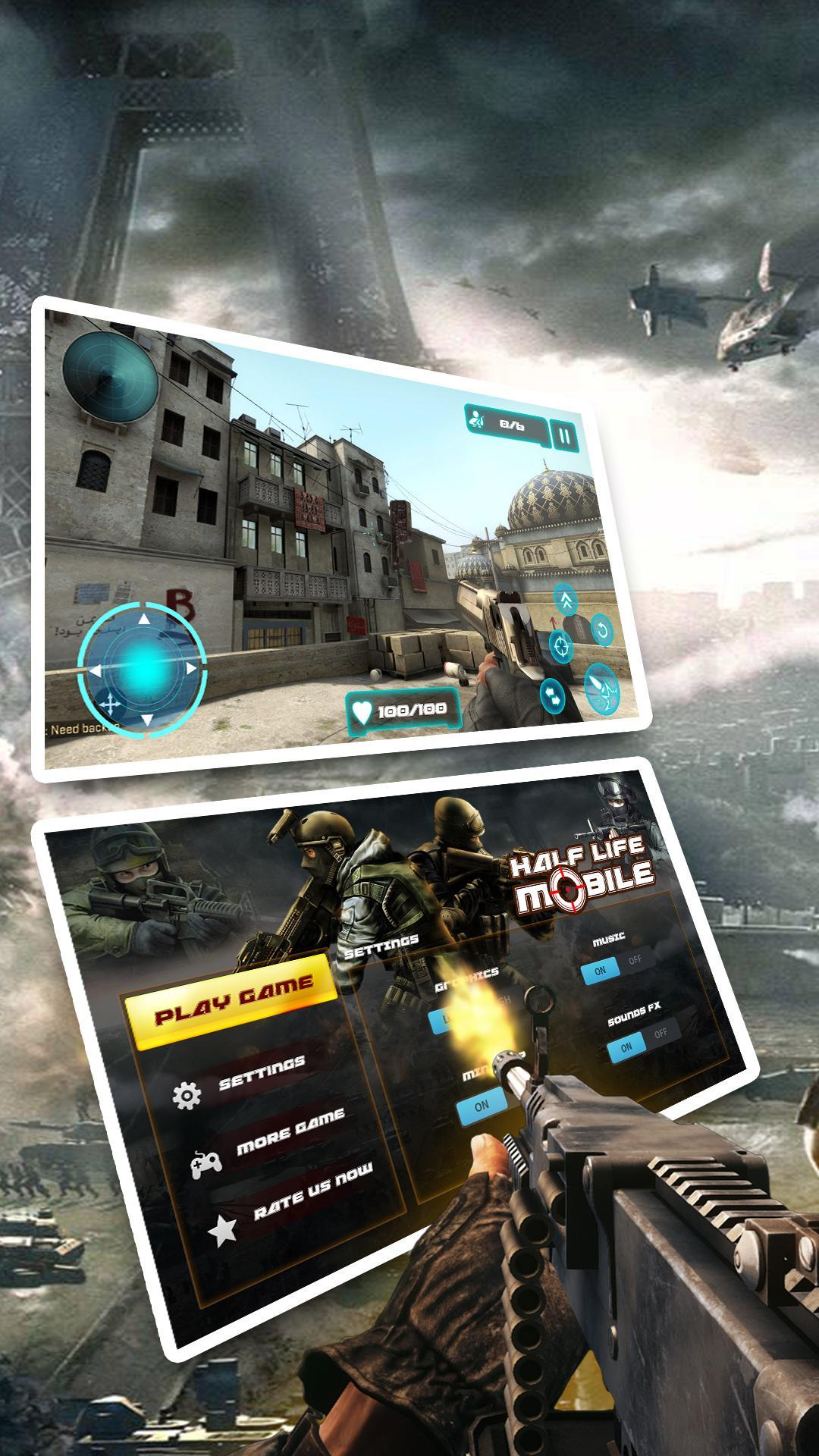 CF: Sniper Mobile 3D for Android - APK Download