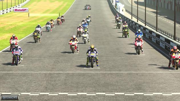 Preview Motor GP 16 apk screenshot