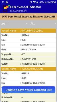 CFS nVessel Indicator apk screenshot