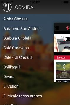 Cholula Lifestyle screenshot 2