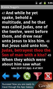 Bible Nuggets apk screenshot