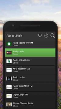 Radio Congo FM screenshot 3