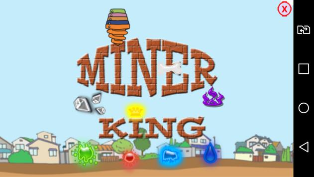 Minerking poster
