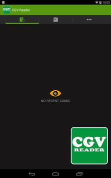 CGV Reader poster