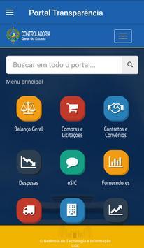 Controle Cidadão - RO apk screenshot