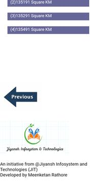 Chhattisgarh Objective Quiz GK screenshot 7