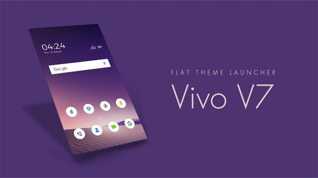 Theme - Vivo V7 poster