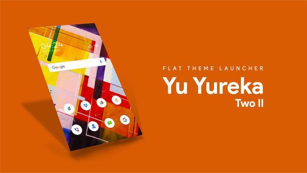 Theme - Yu Yureka 2 poster