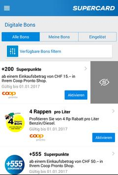 Coop Supercard apk screenshot