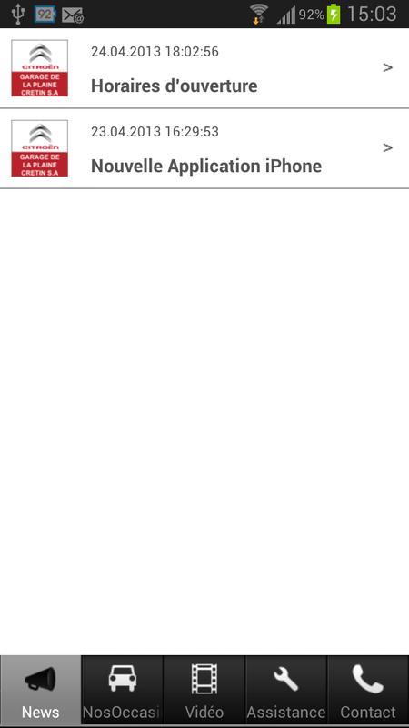 Garage De La Plaine For Android Apk Download