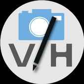 Visual Helper (beta) icon