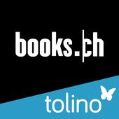 books.ch mit tolino icon