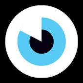 Naked eye icon