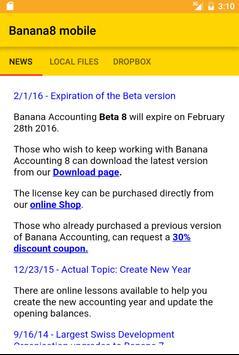 Banana Accounting Mobile apk screenshot