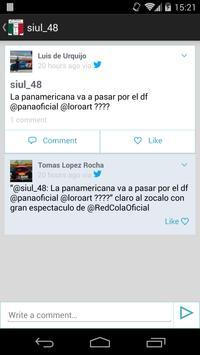 Panamericana apk screenshot