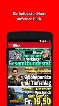 Blick poster
