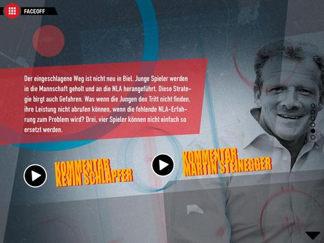 EHC Biel Overtime apk screenshot
