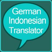 German Indonesian Translator icon