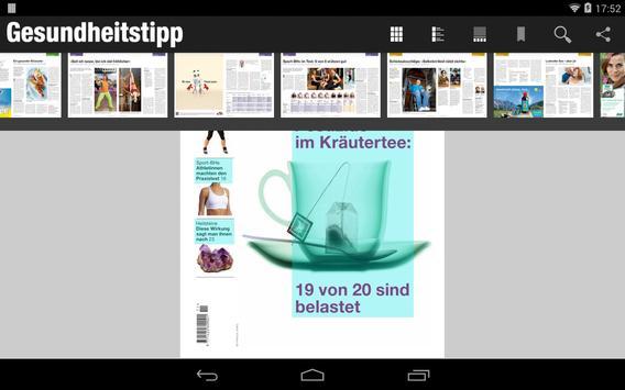 Gesundheits Tipp apk screenshot