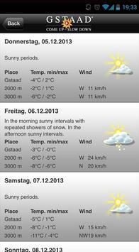iGstaad screenshot 1