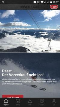 INSIDE LAAX poster