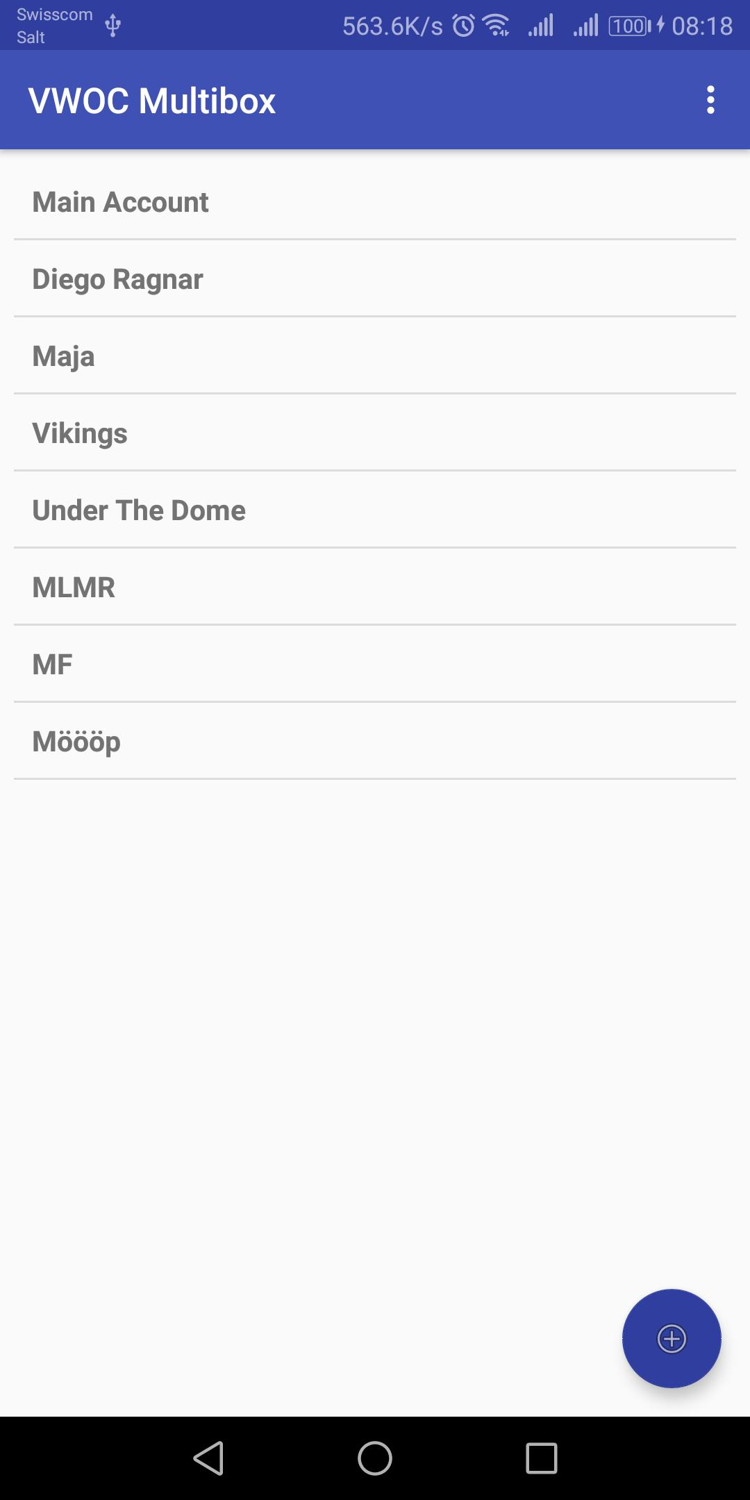 Multiboxing for Vikings War Of Clans pour Android