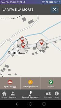 Giacometti Art Walk apk screenshot