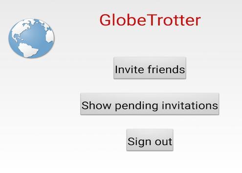GlobeTrotter screenshot 2