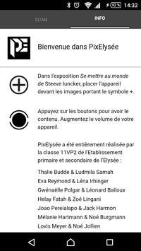 PixElysée apk screenshot