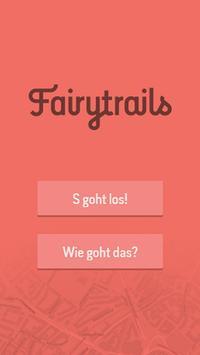 Fairytrails Basel Dialekt poster