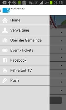 Gemeinde Fehraltorf apk screenshot