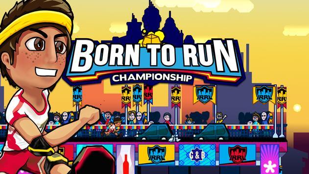 Born to Run (DE) poster