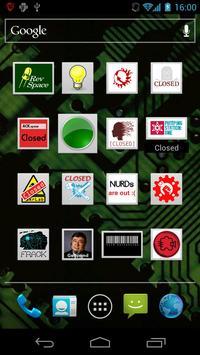 My Hackerspace apk screenshot