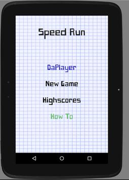 Speed Run screenshot 2