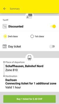 Flexi Ticket apk screenshot