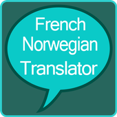 French to Norwegian Translator icon