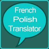 French to Polish Translator icon
