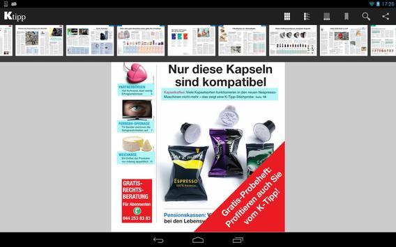 Ktipp apk screenshot