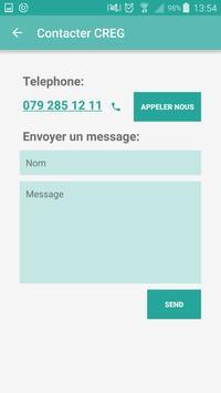 CREG apk screenshot