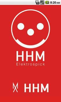 HHM Elektrospick poster