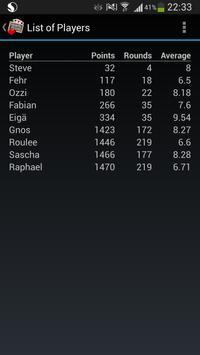 Hearts Points apk screenshot