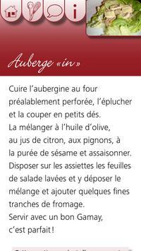 La cuisine maison du Valais screenshot 1