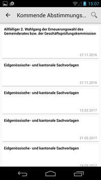 Gemeinde Au screenshot 3