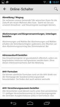 Gemeinde Au screenshot 4