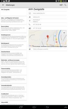 Gemeinde Au screenshot 7