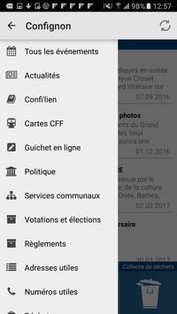 Confignon apk screenshot