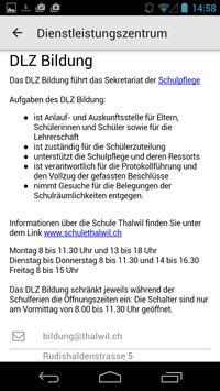 Gemeinde Thalwil apk screenshot