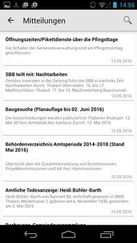 Gemeinde Thalwil screenshot 6
