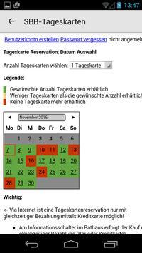 Wettingen apk screenshot